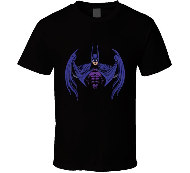 The Dark Crusader Hero, Comic, Bat, Super, Dark, Knight, On Sale T Shirt