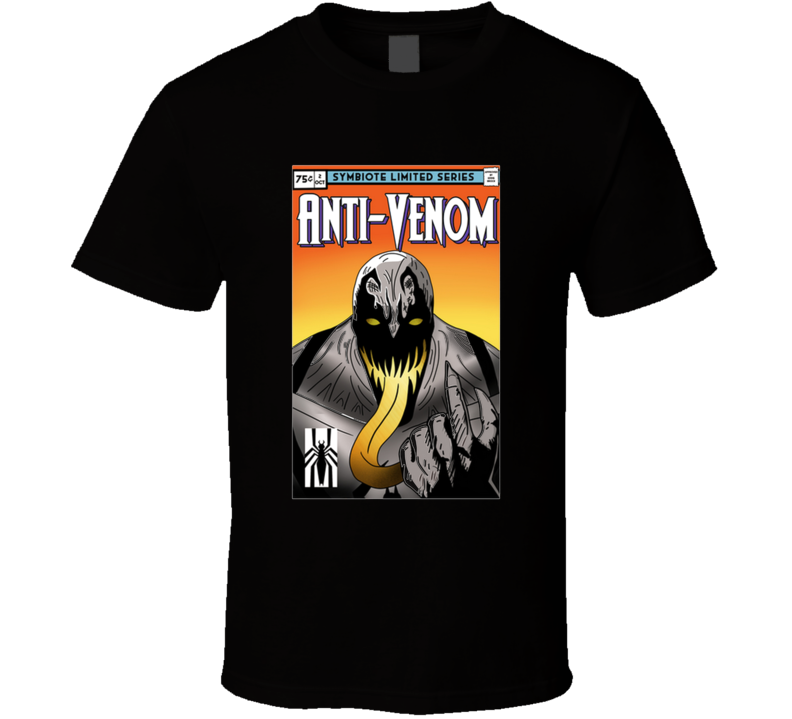 The Anti-symbiote Anti-venom, Carnage, Symbiote, Comics, Comic T Shirt