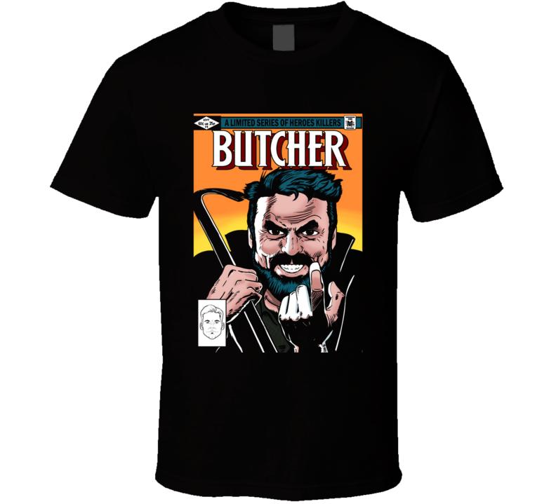 The Butcher T Shirt