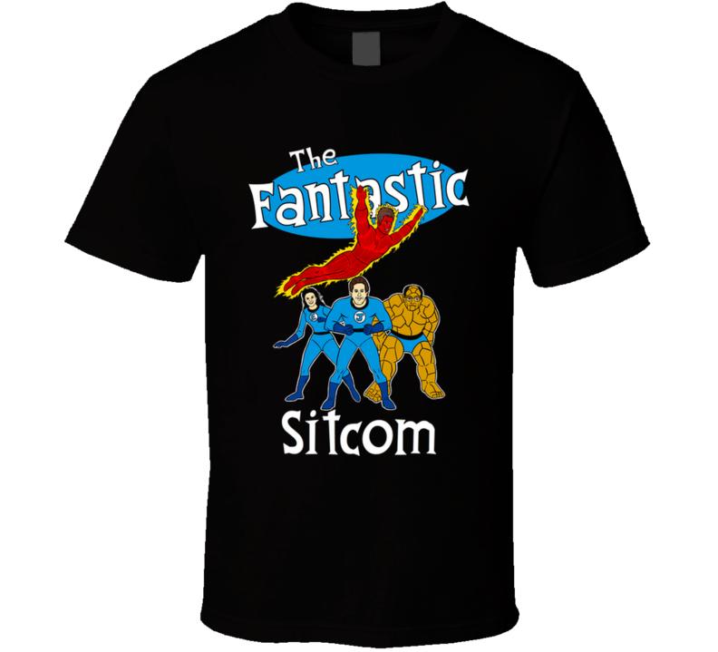 The Fantastic Sitcom Seinfeld, Comics, Funny, Tv, Comedy, Mash Up, Jerry T Shirt