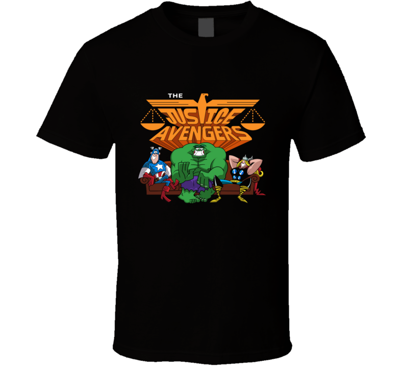 The Justice Avengers  Comics, Dexter's Laboratory, Cartoon, On Sale T Shirt
