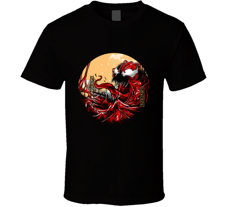The Great Carnage Carnage, Symbiotes, Dope, Badass, Evil, Cool, Antihero, Enemy T Shirt