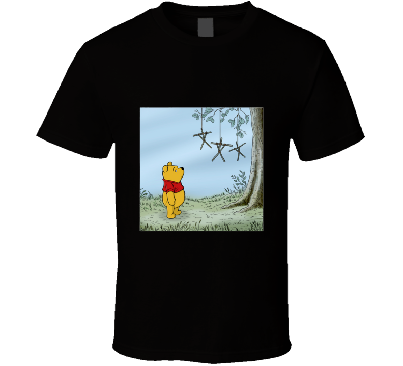 The Hundred-acre-wood Witch Project T Shirt