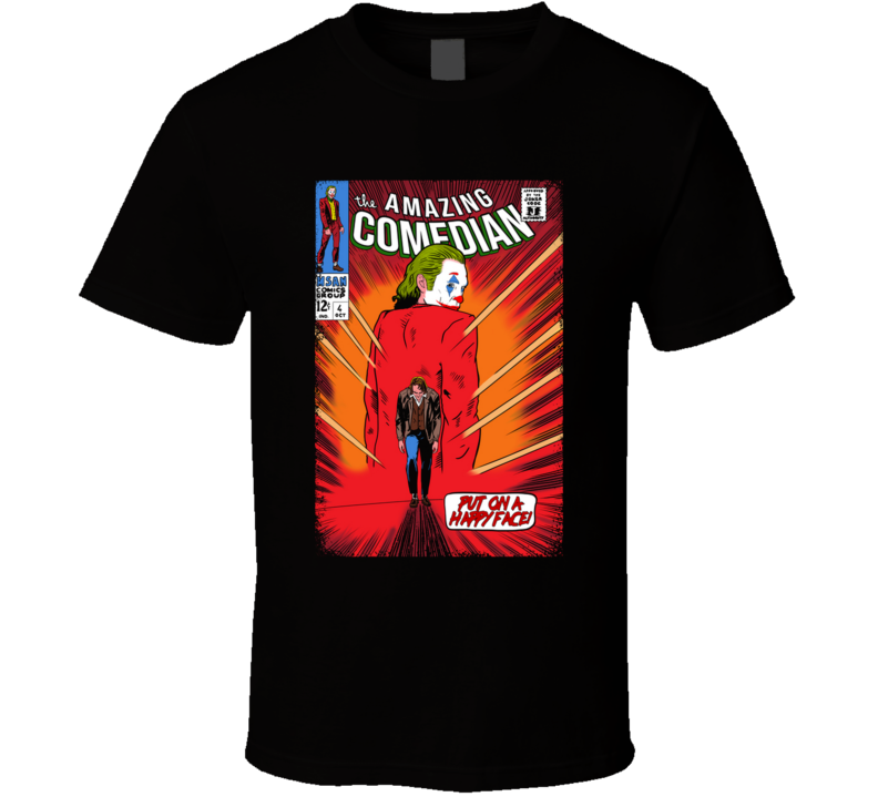 The Amazing Comedian Clown, Comic, The Amazing Spiderman T Shirt