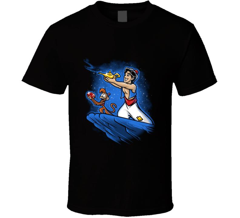 The Genie King  Genie, Movies, Animation, 90s T Shirt