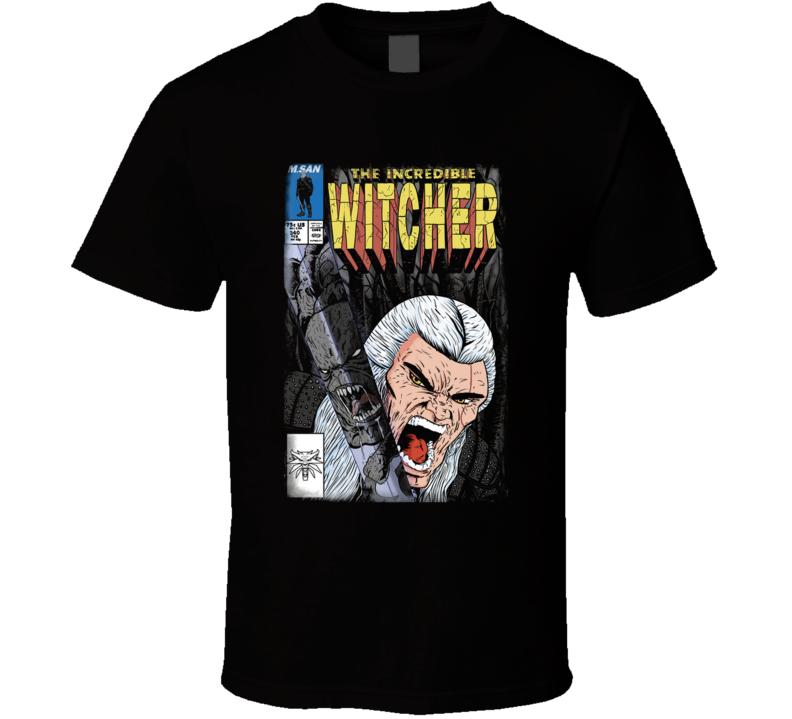 The Incredible Witcher Comic, Adventures, Kikimora T Shirt