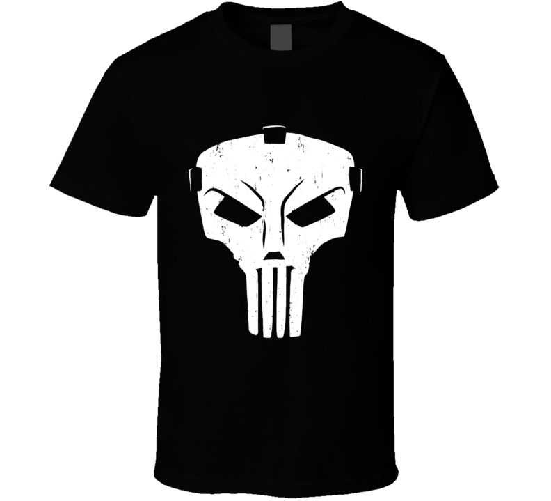 The Penalizer Ninja Turtles, Casey Jones, Comic Books, Skull, Logo, Mike Handy, Mikehandyart T Shirt