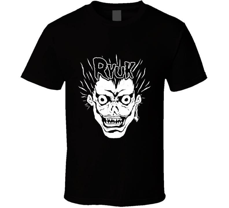 The Ryuks Ryuk, Anime, Manga, The Misfits, Misfits T Shirt