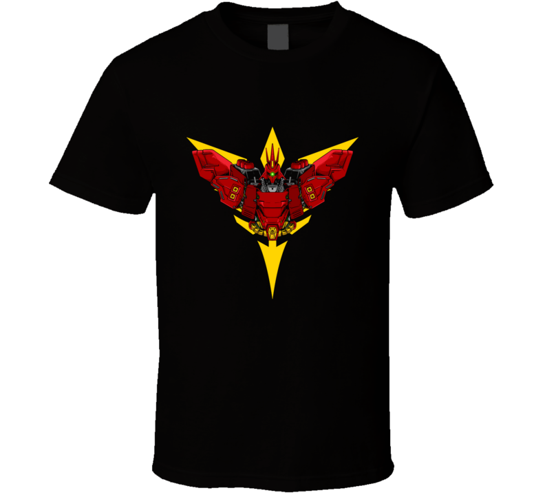 The Red Comet Sazabi, Gundam, Enemy, Cool, Red, Zeon, Animation, Mecha, On Sale T Shirt