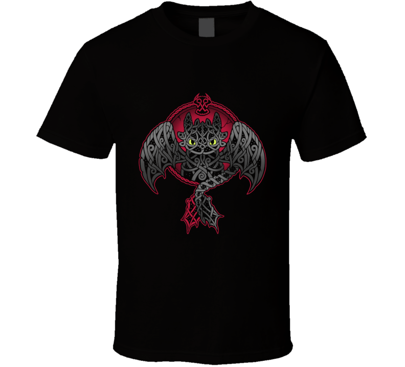 Viking Fury Viking, Toothless, Night Fury, Light Fury, Nightfury, Nightlights, Dragon T Shirt