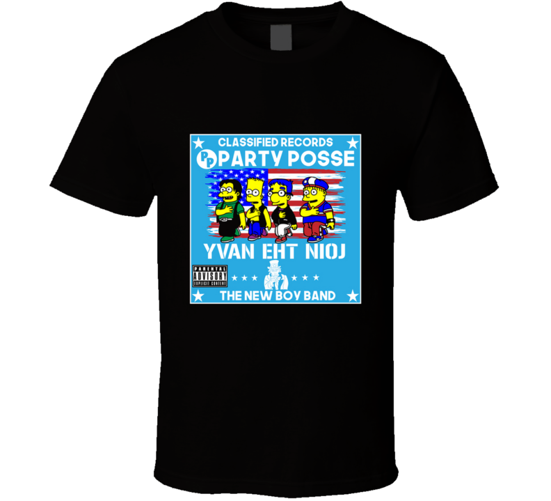 Yvan Eht Nioj Yvan Eht Nioj, Cartoon, Tv Shows, Geek, Nerd, Funny, Parody T Shirt