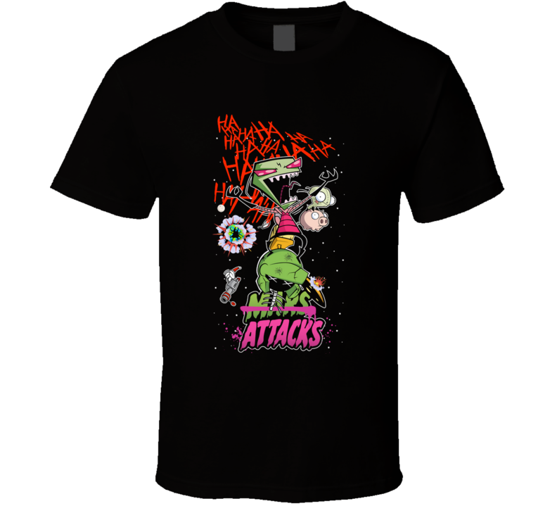Zim Wins!  Zim, Cartoon, Marvin T Shirt