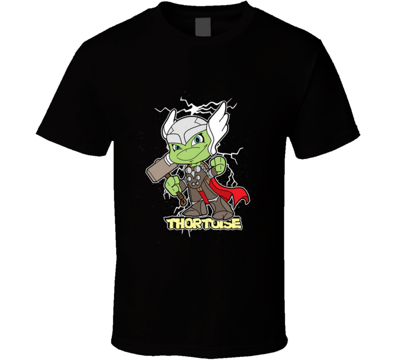 Thortoise Tortoise, Turtle, Asgard, Mash Up, Animal T Shirt