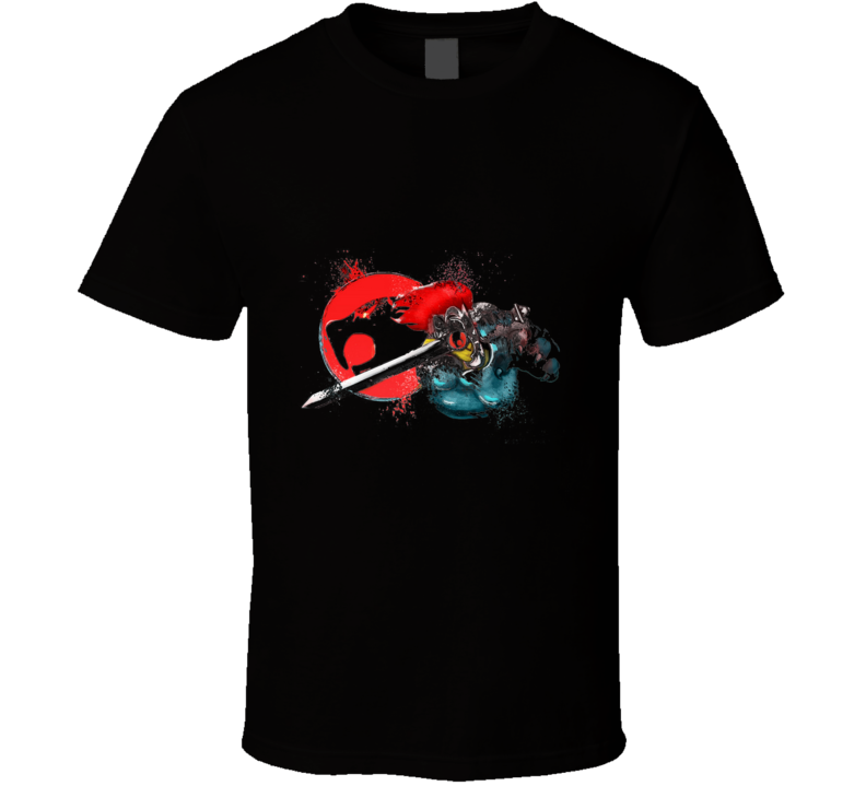 Thunder Splat Thundercats T Shirt