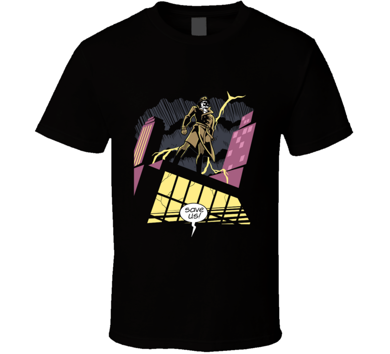 Vigilante The Animated Series Comics, Comic-books, Cartoon, Retro, 90s T Shirt