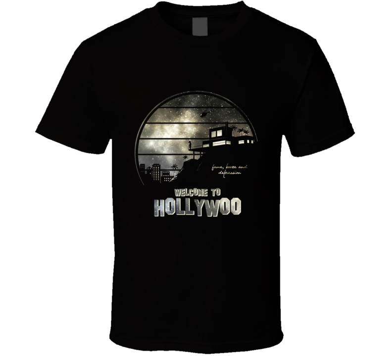 Welcome To Hollywoo Hollywoo, Hollywood, Bojack Horsman T Shirt