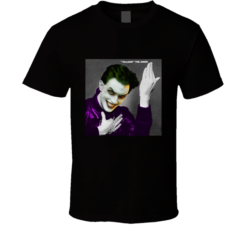 Villians  Comics, Music T Shirt
