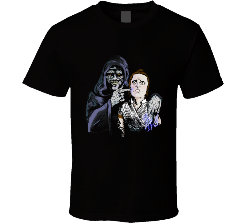 This Girl Is Mine  Emperor Palpatine, Comic, Mashup T Shirt