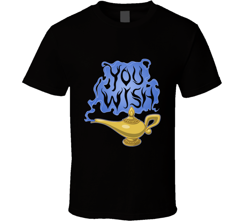 You Wish Retro, 90s, Funny, Cartoon T Shirt