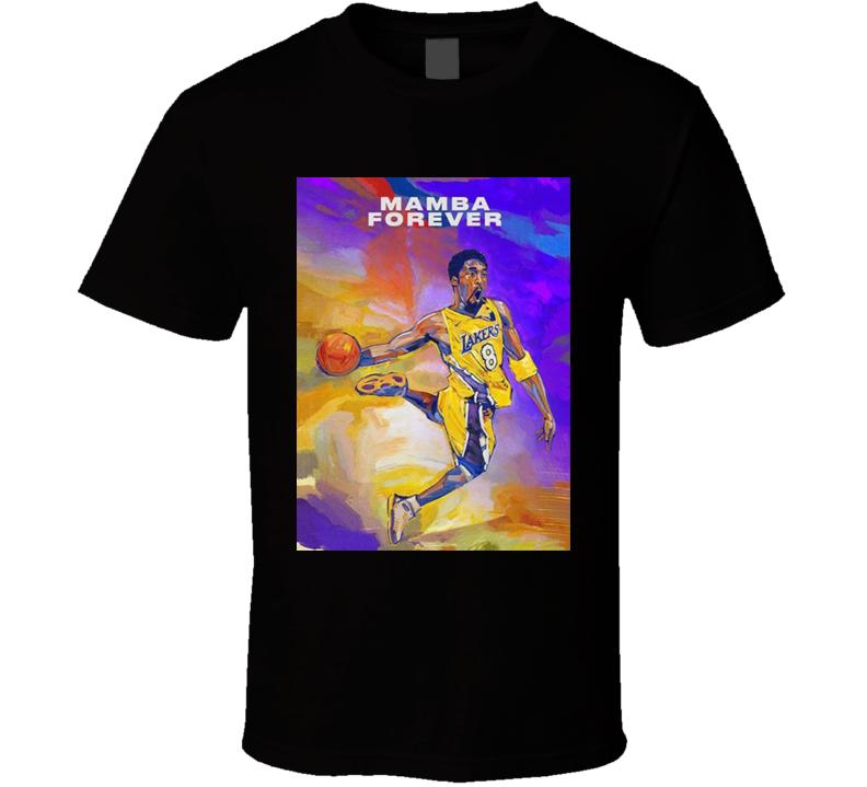 Kobe Bryant Mamba Forever 2k21 T Shirt