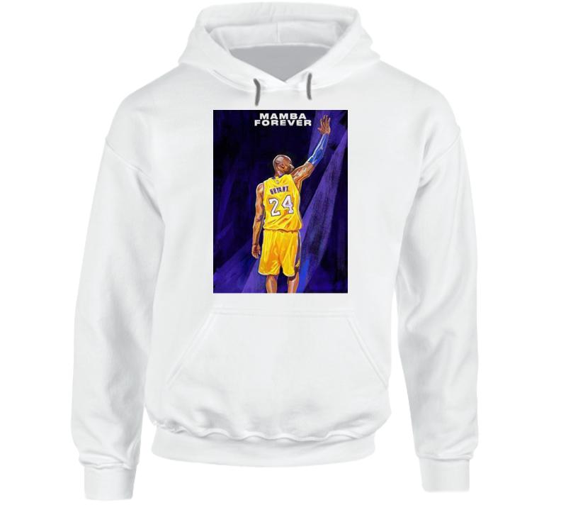 2k21 Kobe Bryant Mamba Forever Copy Hoodie