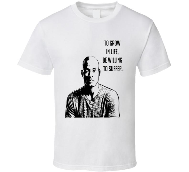David Goggins Quote T Shirt