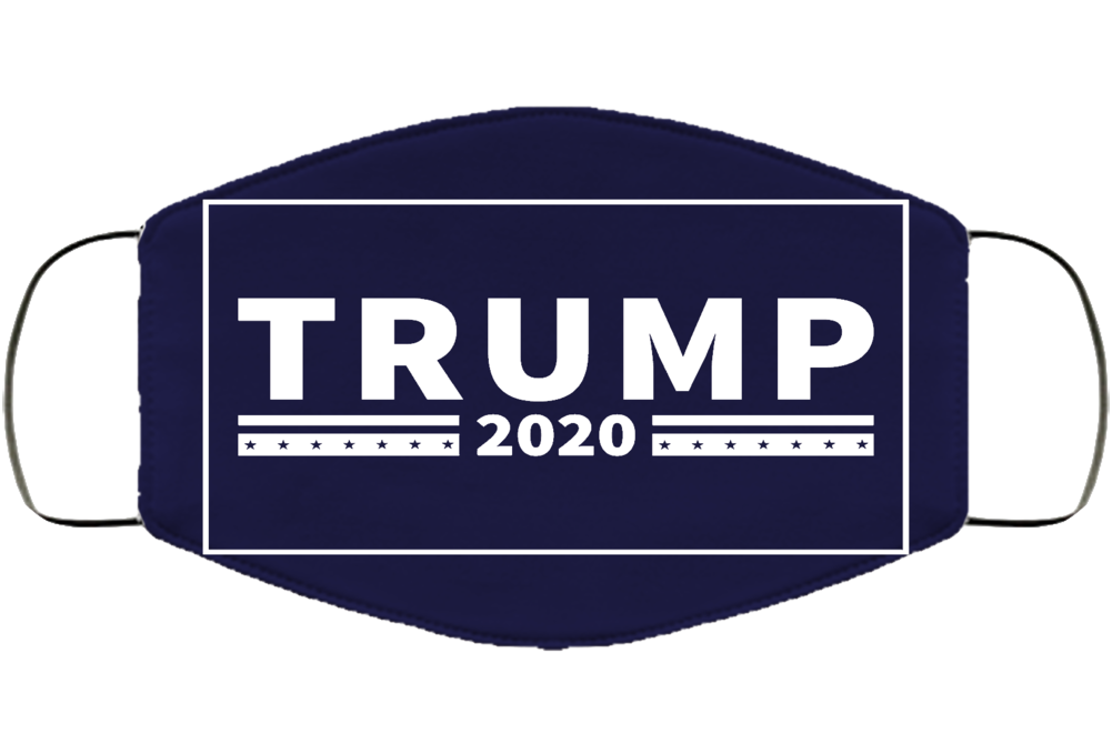 Trump 2020 Face Mask Cover