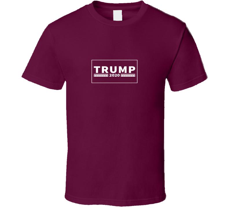 Trump 2020  Cover T Shirt