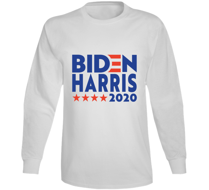 Biden Harris 2020 Long Sleeve