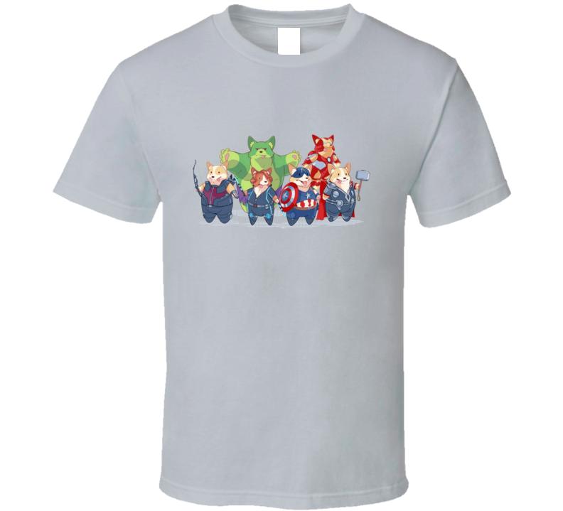 Corvengers T Shirt