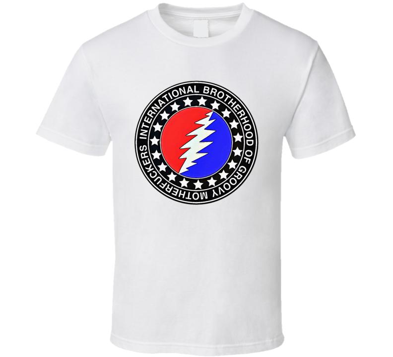 Brotherhood Of Groovy Mother Fuckers V2 T Shirt