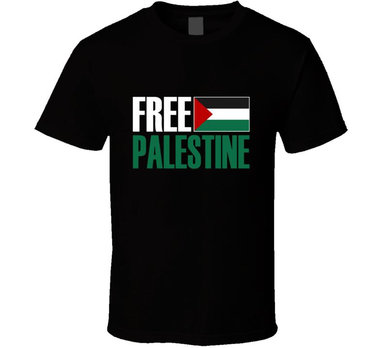 Free Palestine T Shirt