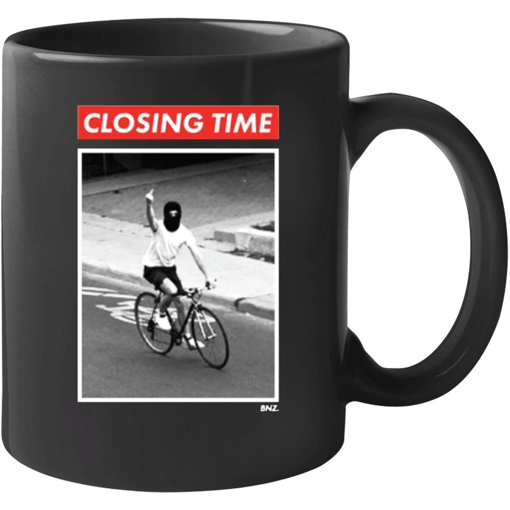 Closing Time Guy Mug Mug