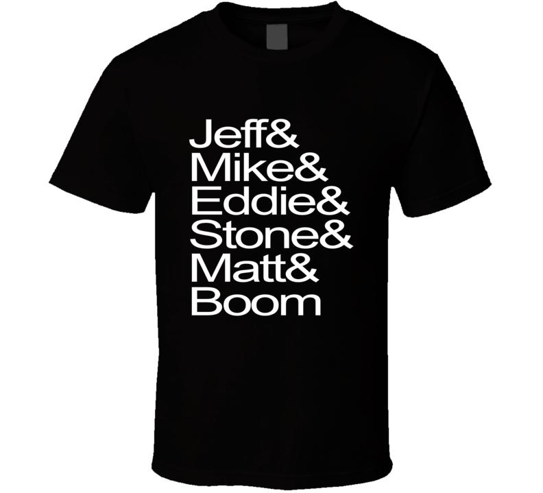 Jeff & Mike T Shirt