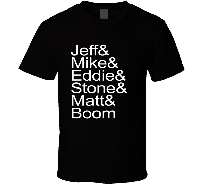 Jeff And Mike T Shirt