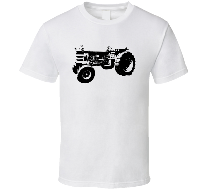 MF1130 Tractor Light Color T Shirt