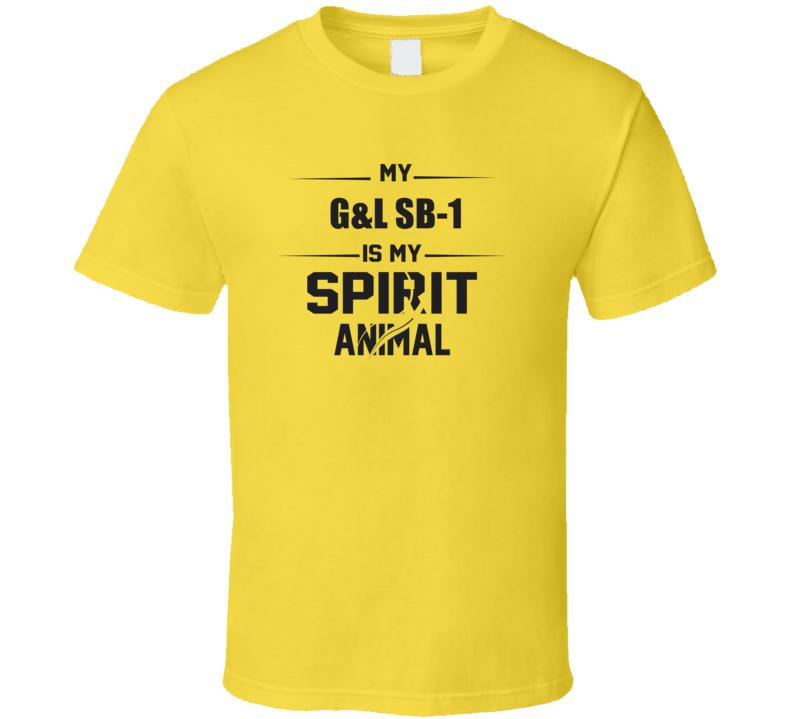 My G&L Sb-1 Is My Spirit Animal Funny T Shirt
