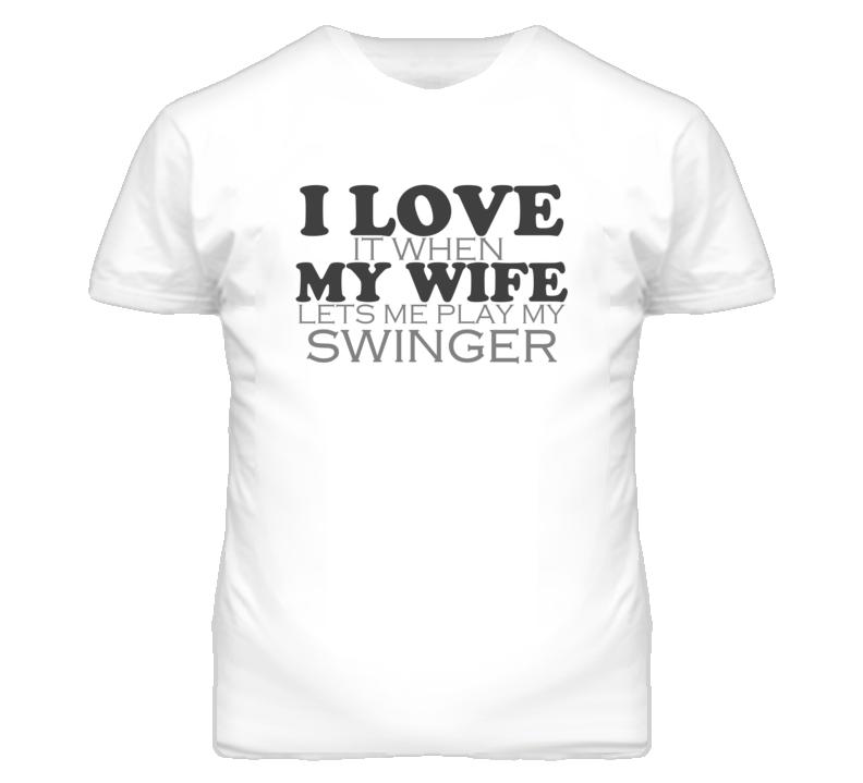 Swinger t shirts