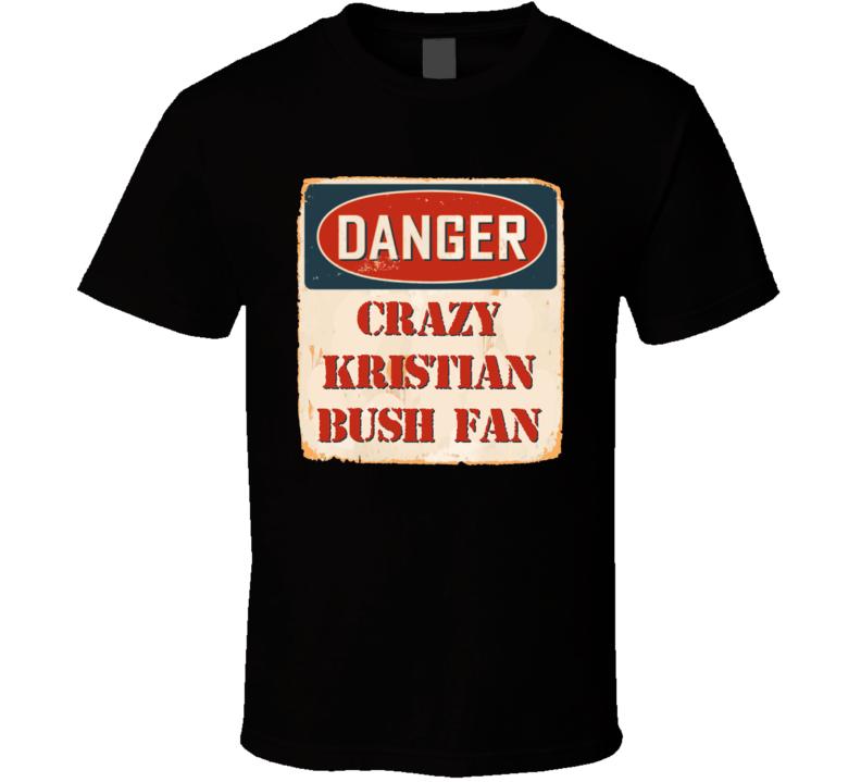 Crazy Kristian Bush Fan Music Artist Vintage Sign T Shirt