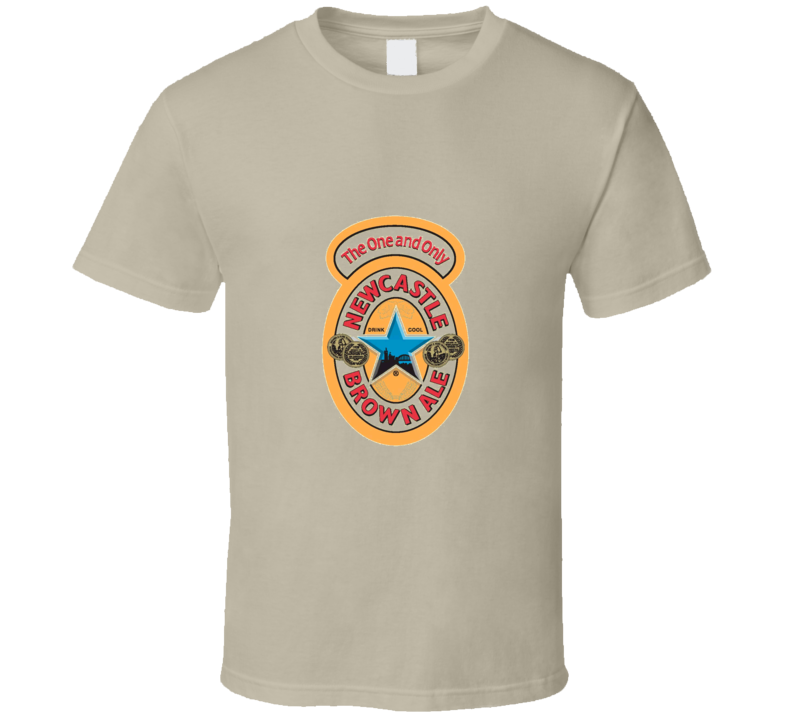 Newcastle Brown Ale T shirt
