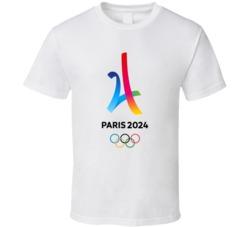 Paris 2024 Olympics T Shirt