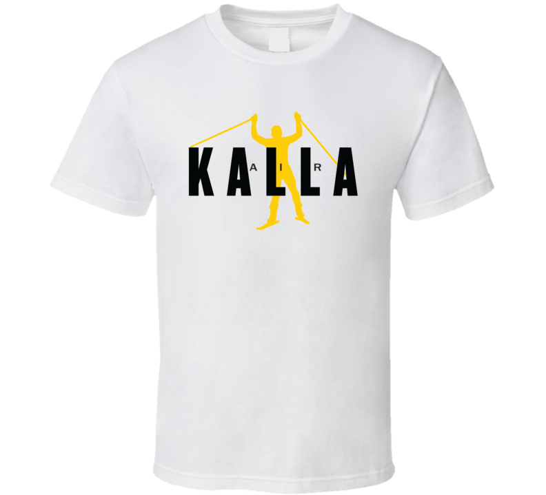 Charlotte Kalla Sweden Cross-country Skiing 2018 Olympic Air Athelete Fan T Shirt