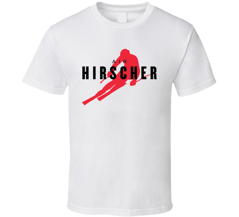 Marcel Hirscher Austria Alpine Skiing 2018 Olympic Air Athelete Fan T Shirt