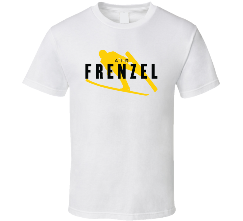 Eric Frenzel Germany Nordic Combined 2018 Olympic Air Athelete Fan T Shirt