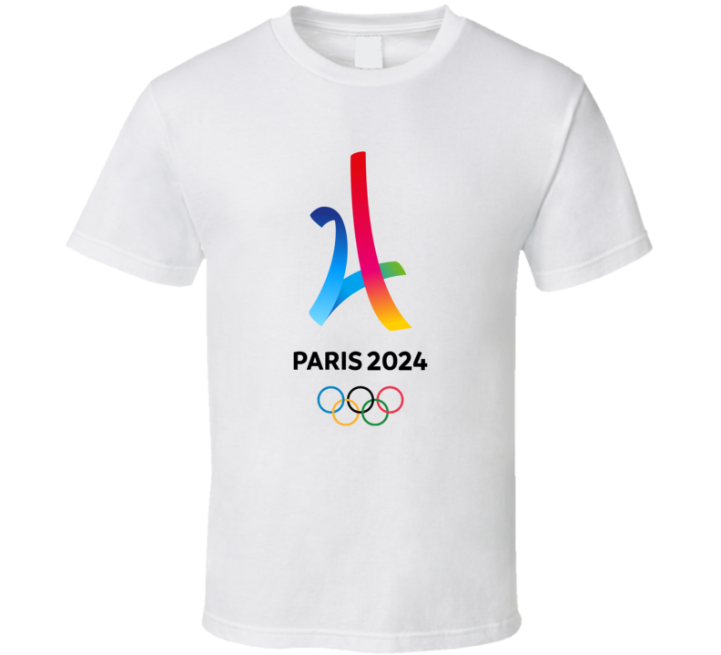 Paris 2024 Olympics T Shirt