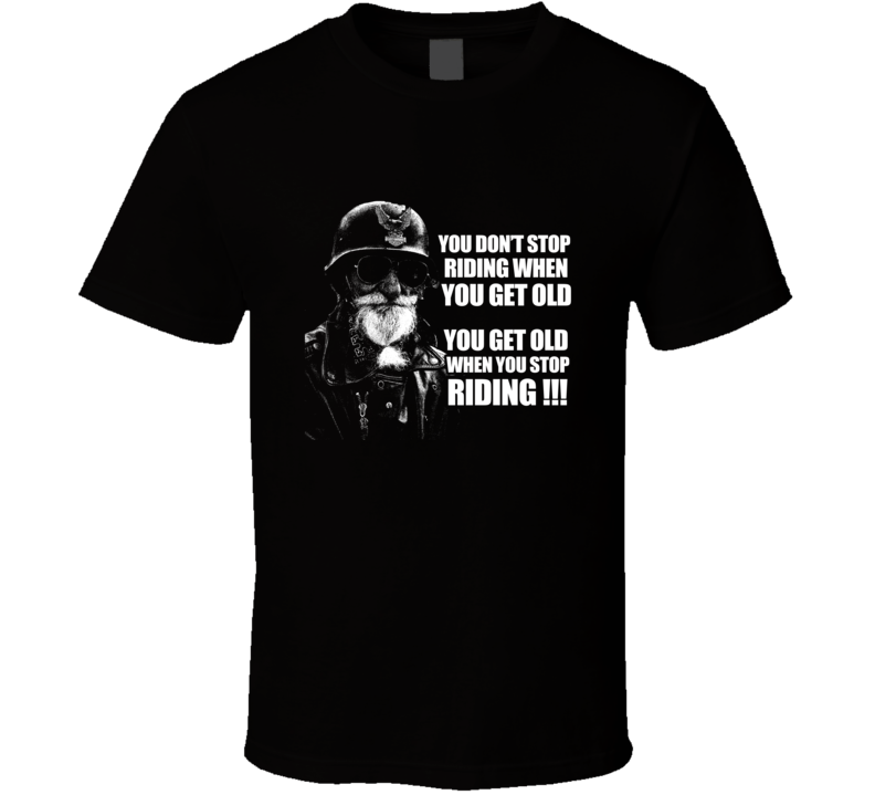 ON THE SPOT CUSTOM TEE Motorcycle Rider T-shirt Gift