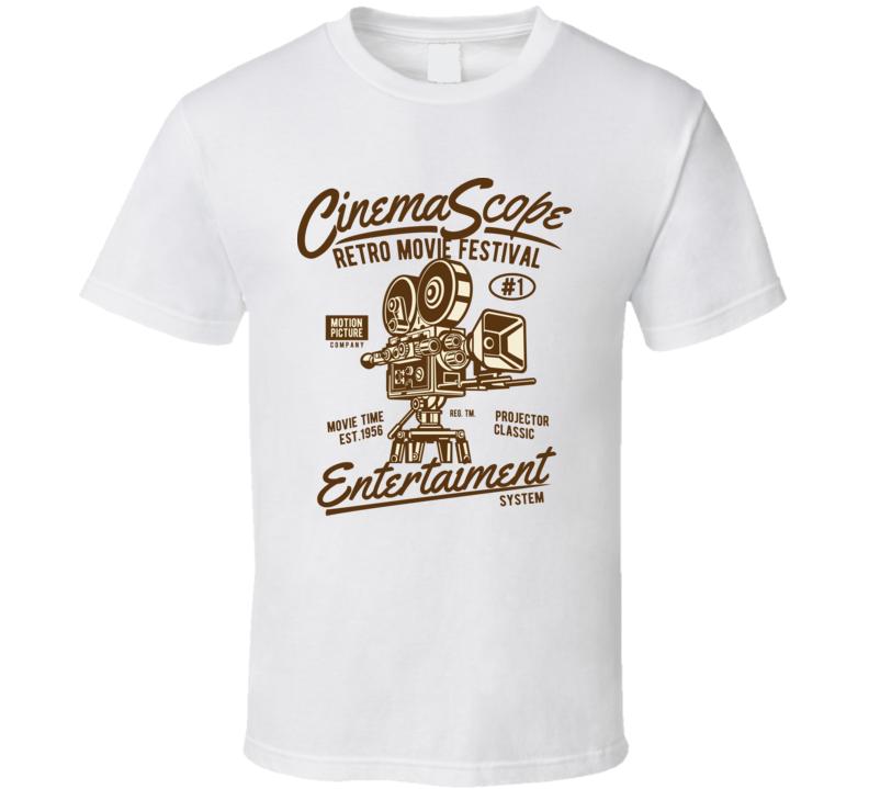 ON THE SPOT CUSTOM TEE Movie Lovers  Gift T Shirt