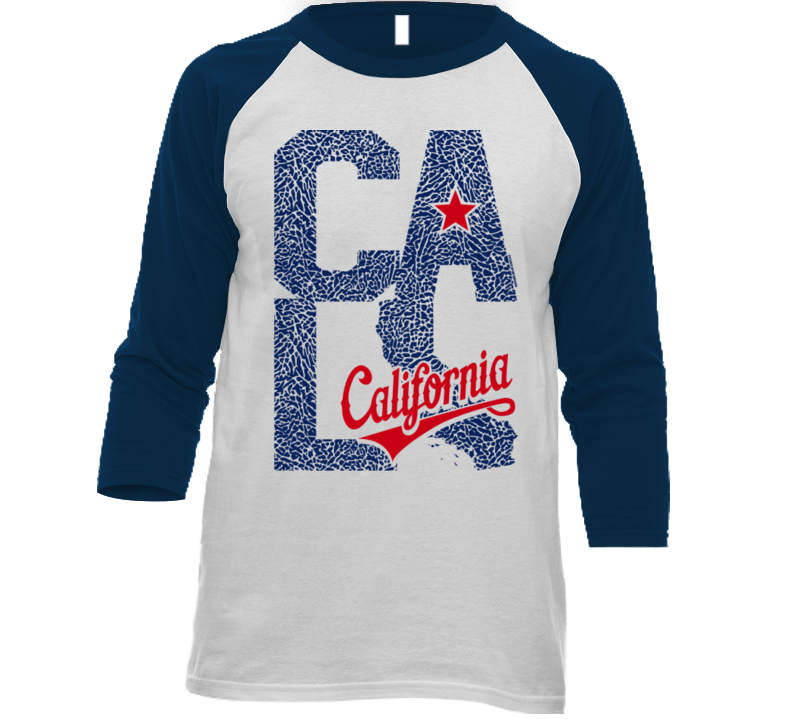 On The Spot Tees  Cali T-shirt Hip Hop Inspired Gift Tee
