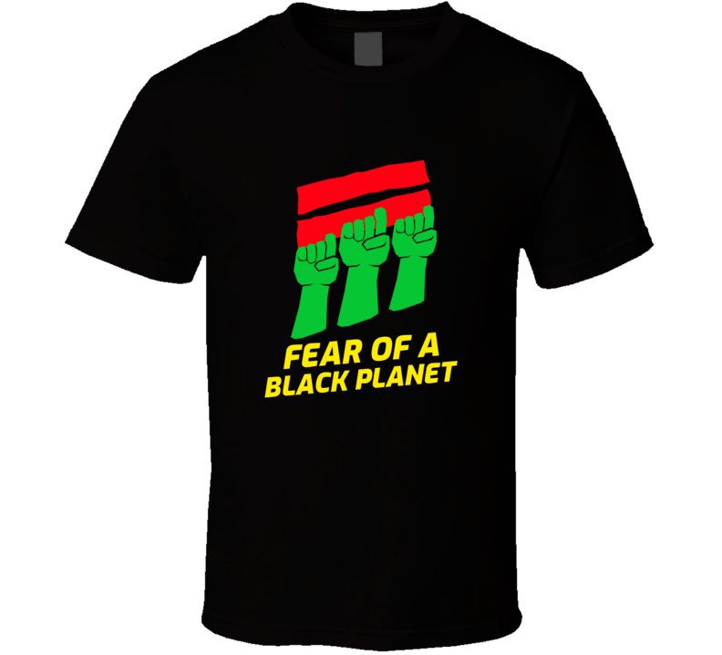Fear Of A Black Planet Equal Rights  Gift T Shirt