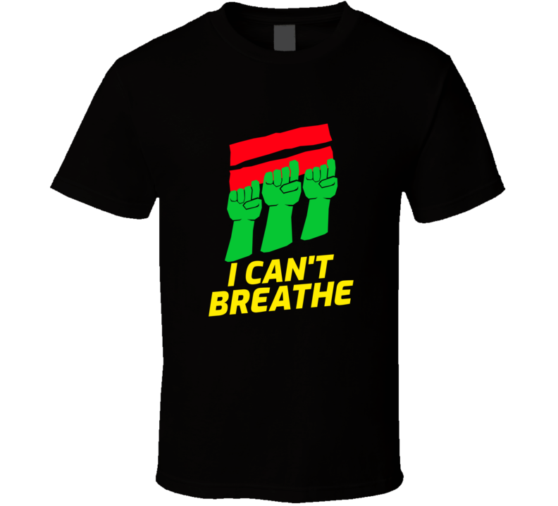 New I Can't Breathe Equality Floyd T Shirt